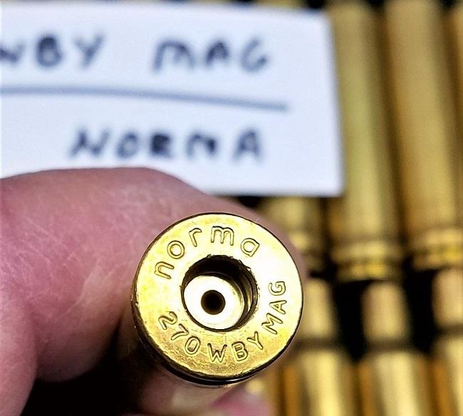 Norma calibres Weatherby