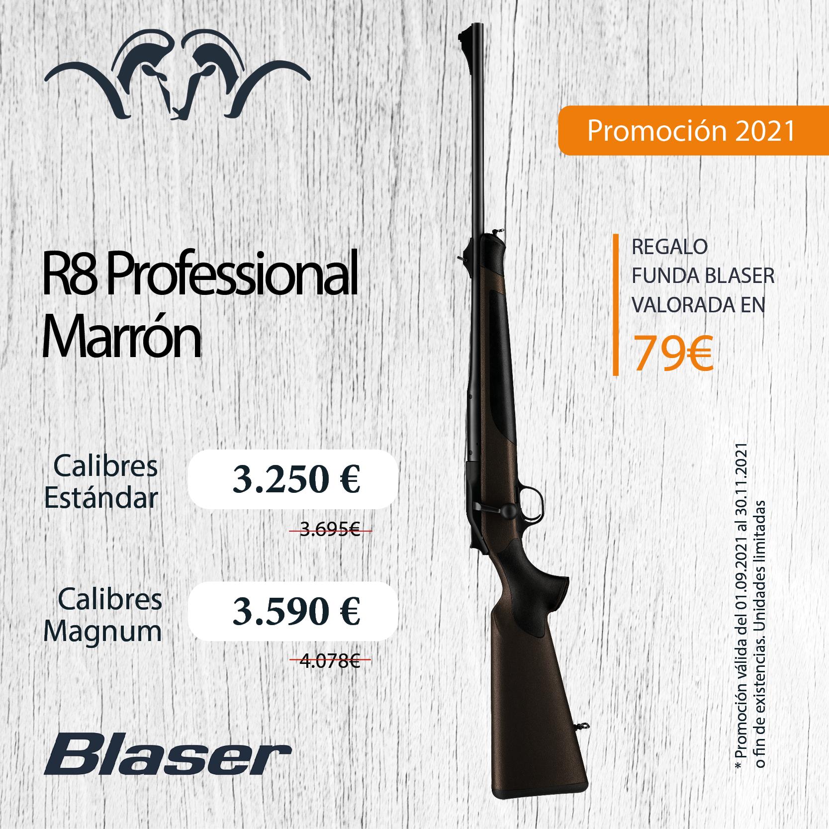 BLASER_Promocion_R8_Professional_Marron_2021_Miniatura