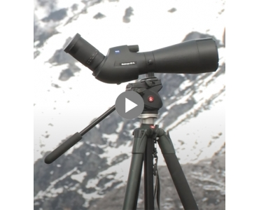 Así se hace #8 - Telescopio Zeiss Victory DiaScope