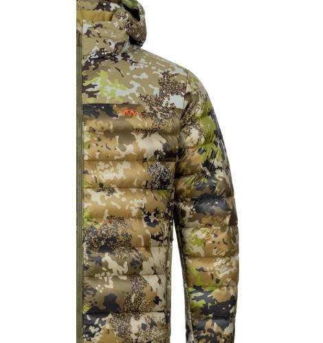 BLASER lanza la colección de textil y accesorios HunTec Camo para la caza en montaña