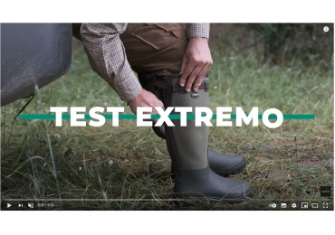 Test extremo botas Arxus: elige bien tus botas de agua para la caza